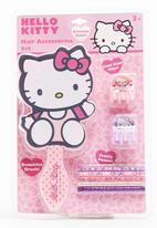 Character Fashion - Hello Kitty  Brush Combo Set Multi-colour
