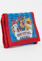 Character Fashion - Paw Patrol Wallet Multi-colour