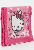 Character Fashion - Hello Kityy  Wallet Pale Pink