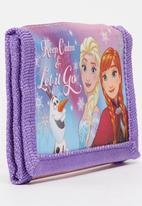Character Fashion - Frozen Wallet Mid Purple