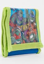 Character Fashion - Turtles Wallet Multi-colour