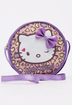 Character Fashion - Hello Kityy Purse Bags Pale Purple