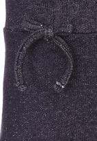 See-Saw - Cotton Fleece Skirt Navy