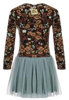Just chillin - Tutu Dress Multi-colour
