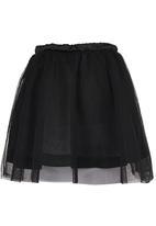See-Saw - Tulle Skirt Black