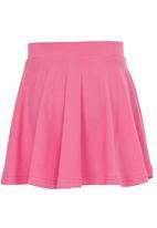 See-Saw - Circular Skirt Mid Pink