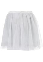 See-Saw - Tulle Skirt Off White