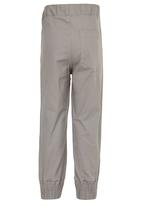 See-Saw - Cotton Joggers Mid Grey