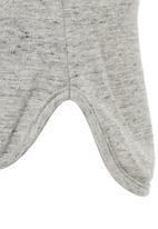 See-Saw - Cotton Fleece Skirt Grey