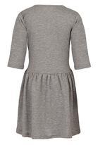 See-Saw - Drop Waist Dress Grey