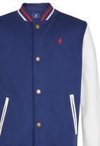 POLO - Gregory Baseball Jacket Navy