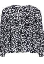 See-Saw - Blouse Navy