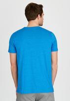 Volcom - Electrode T-Shirt Blue