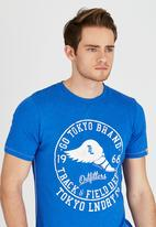 Tokyo Laundry - Reeves Point T-Shirt Blue