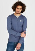 Tokyo Laundry - Glen Valley T-Shirt Blue