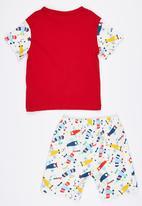 See-Saw - Pyjama Set Red