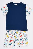 See-Saw - Pyjama Set Navy