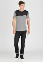 Dissident - DD Doherty T-Shirt Grey