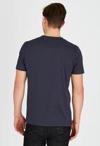 Dissident - DD Doherty T-Shirt Blue