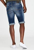 GUESS - Denim Shorts Blue