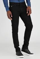 GUESS - Super Skinny Leg Jean Black