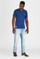 Tokyo Laundry - Ashton T-Shirt Blue