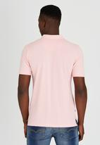 Le Shark - Byland Polo Pale Pink