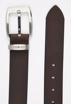 POLO - Leonardo Belt Dark Brown