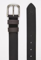 POLO - Buchanan Belt Black