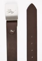 POLO - Leonardo Belt Mid Brown