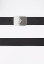 POLO - Damian Belt Black