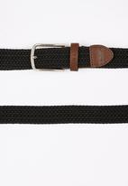 POLO - Brennen Belt Black
