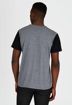 Fox - Predictive T-Shirt Grey