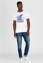 Fox - Extract T-Shirt White