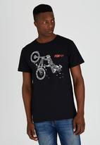 Fox - Big Bend T-Shirt Black