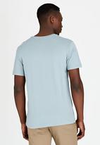 RVCA - Balance Box T-Shirt Blue