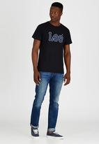 Lee  - Logo T-Shirt Black