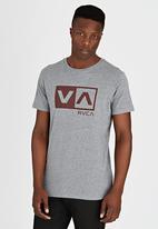 RVCA - Balance Box T-Shirt Grey