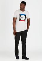 RVCA - Basic Box T-Shirt Grey