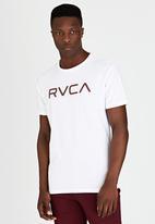 RVCA - Big RVCA White