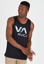 RVCA - SouthEastern VA Tank Black