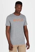 RVCA - Big RVCA Grey