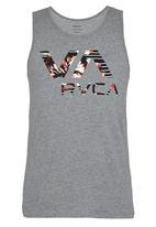 RVCA - SouthEastern VA Tank Grey