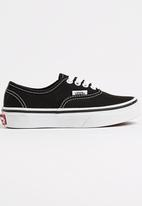 Vans - Authentic Sneaker Black and White