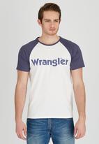 Wrangler - Heritage T-Shirt Off White