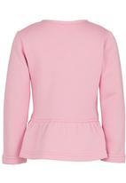 See-Saw - Fleece Jacket Mid Pink