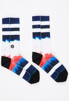 STANCE - Blurred Socks Multi-colour