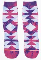STANCE - Recess  Socks Mid Purple