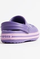 Crocs - Croc Band Clog Mid Purple