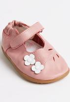 shooshoos - Pink Pudding Pale Pink